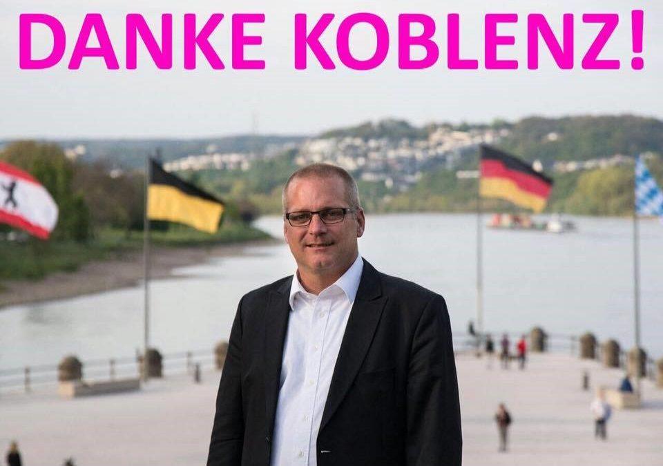 Danke Koblenz!