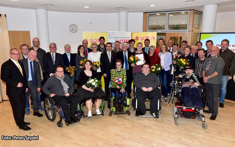 Besuch beim Behinderten- und Rehabilitaionssportverband RLP
